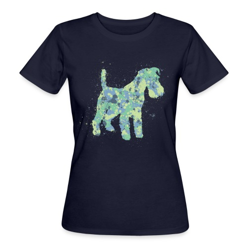 Klexterrier Bio-T-Shirt Damen - Frauen Bio-T-Shirt