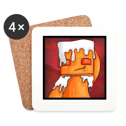 CakeManExtreme Coasters! (Set of 4) - Coasters (set of 4)