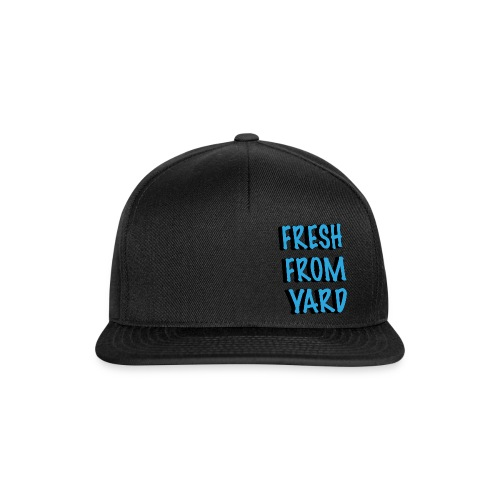 Life Of Grime - Fresh From Yard Snapback - Snapback Cap