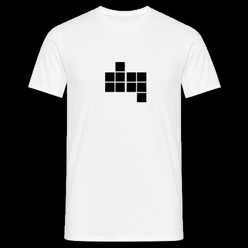 T-Shirt (Männer) / weiß - Männer T-Shirt