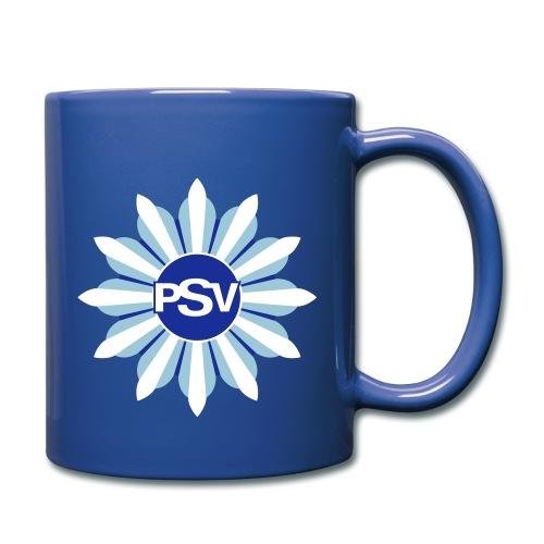 Polizei Sport Verein - Tasse einfarbig