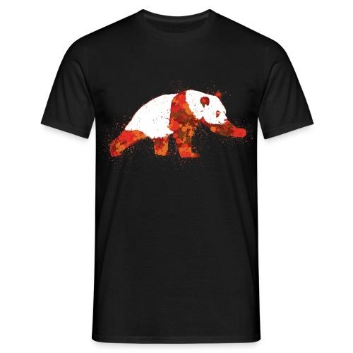 Klexpanda Premium T-Shirt Herren  - Männer T-Shirt