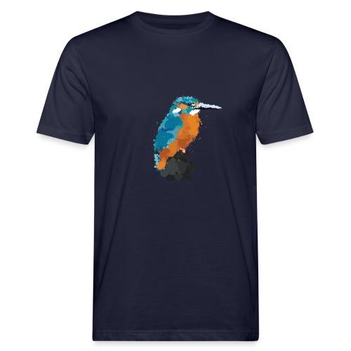 Klexvogel - Männer Bio-T-Shirt