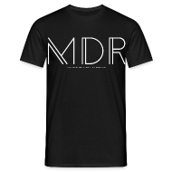 Tee shirts ~ Tee shirt Homme ~ MDR