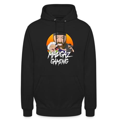 The Official Madgaz Gaming PREMIUM HOODIE - Unisex Hoodie