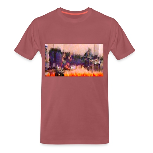 Banner - Männer Premium T-Shirt