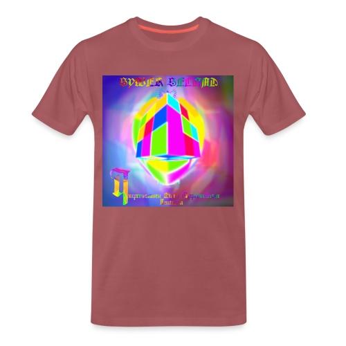 SYLVER SECOND - IMPRESSIONEN EINES OPPRESSIERTEN TEUTONEN - Männer Premium T-Shirt
