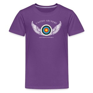 Teenager Premium T-Shirt - United Archers - Teenager Premium T-Shirt