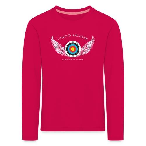 Kinder Premium Langarmshirt - United Archers - Kinder Premium Langarmshirt