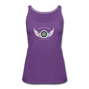 Frauen Premium Tank Top - United Archers - Frauen Premium Tank Top