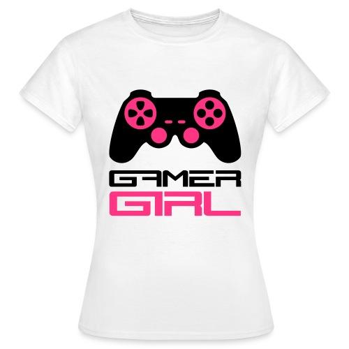 Limited Gamer T-Shirt Frauen  - Frauen T-Shirt