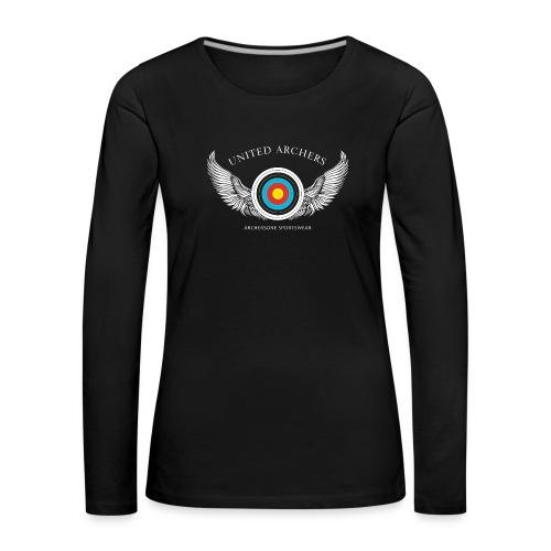 Frauen Premium Langarmshirt - United Archers - Frauen Premium Langarmshirt