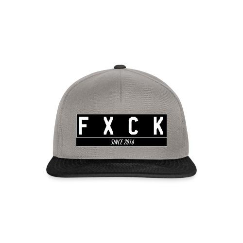 FXCK Snapback - Snapback Cap