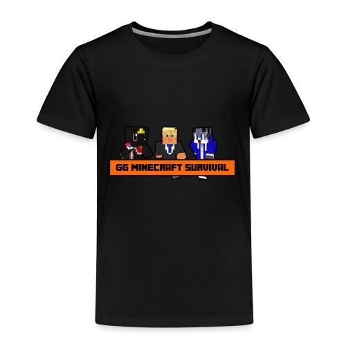 KIDS GG MINECRAFT SURVIVAL SERIES T-SHIRT  - Kids' Premium T-Shirt