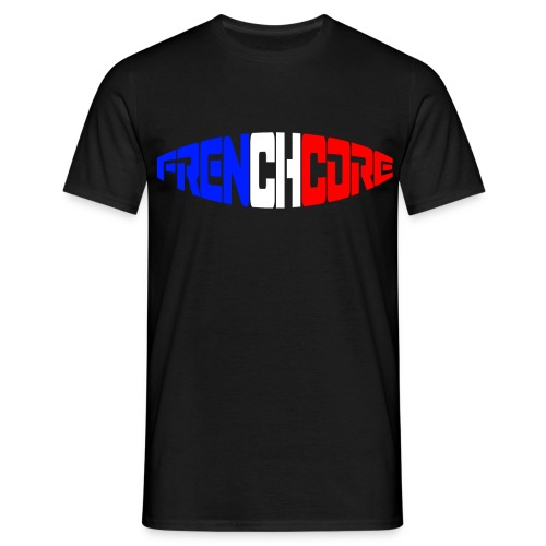 Frenchcore - T-shirt Homme