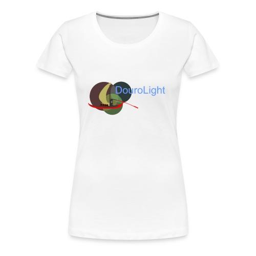 T-Shirt Senhora Premium DouroLight DL06 - Women's Premium T-Shirt