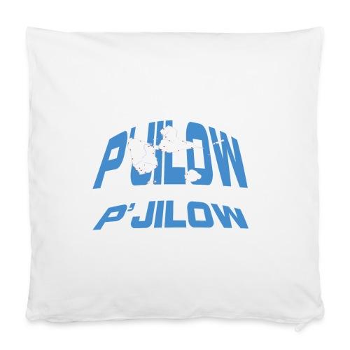 P'jilow housse de coussin 40 x 40 cm - Housse de coussin 40 x 40 cm