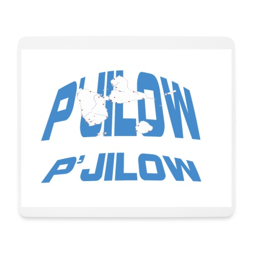 P'jilow tapis de souris (format paysage) - Tapis de souris (format paysage)