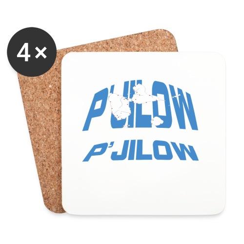 P'jilow dessous de verre (lot de 4) - Dessous de verre (lot de 4)
