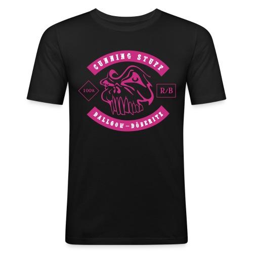 Cunning Stuff Shirt - Männer Slim Fit T-Shirt