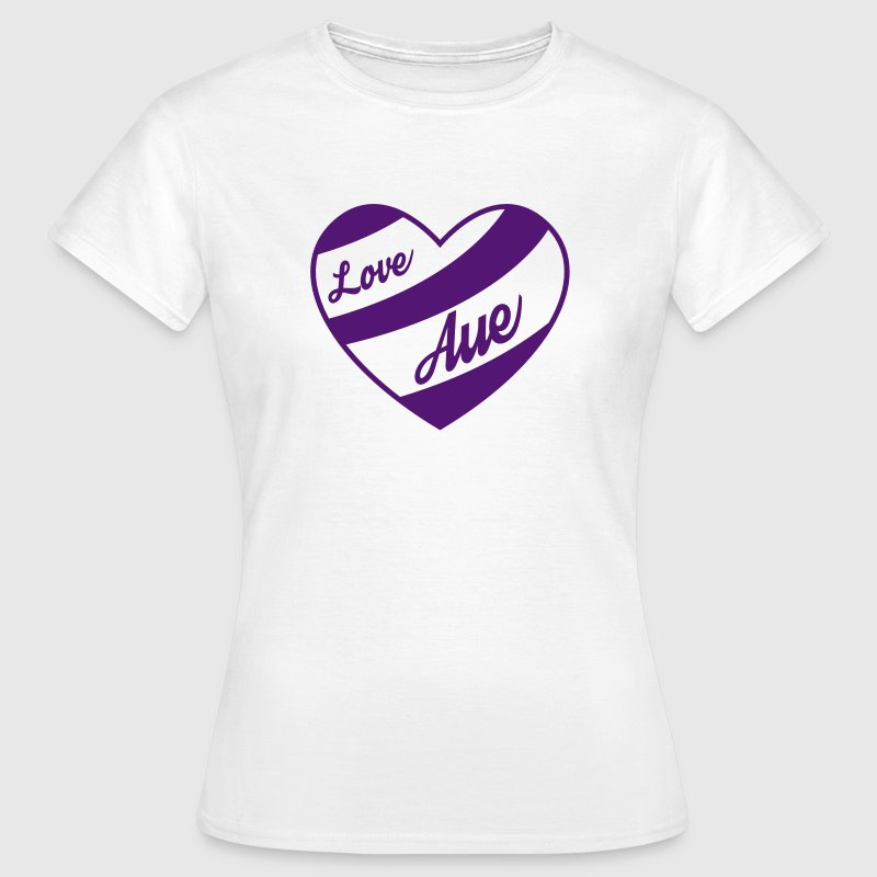Erzgebirge Aue Fan-Shirt - Frauen T-Shirt