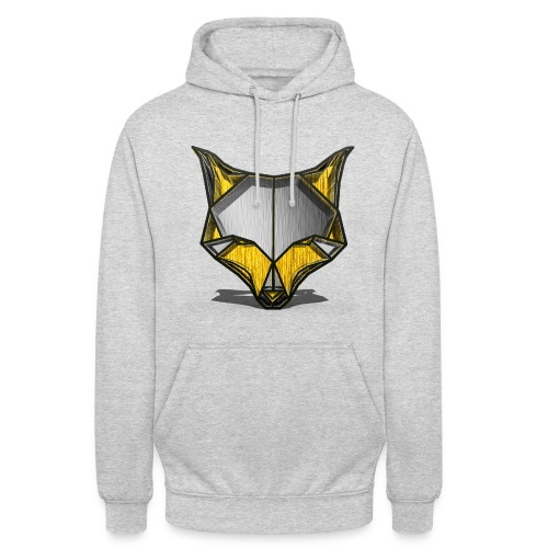 WOLF Pullover - Unisex Hoodie
