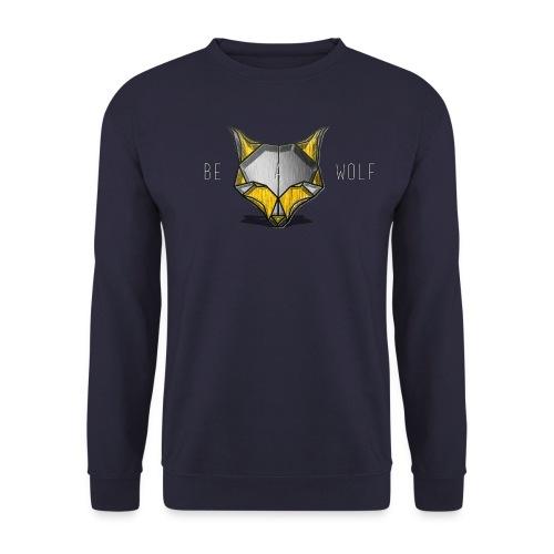 BE A WOLF Pullover crewneck - Männer Pullover
