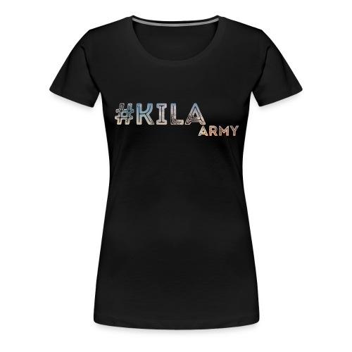 #KiLa Army [Himmel] | Frau - Frauen Premium T-Shirt