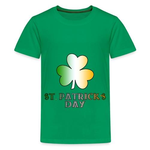 St.PatrickDay Shirts - Teenage Premium T-Shirt
