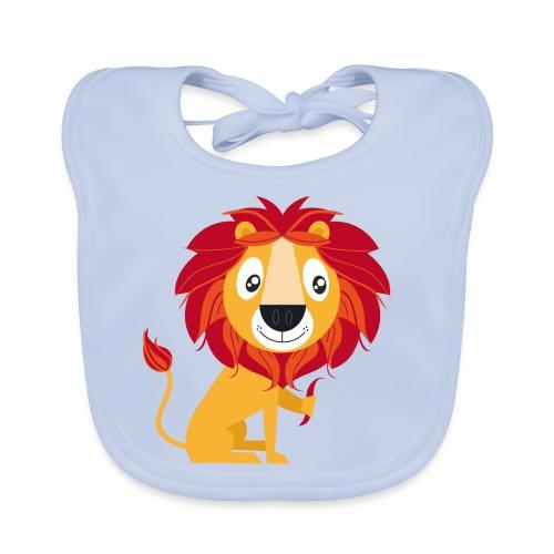 Lion - Baby Organic Bib