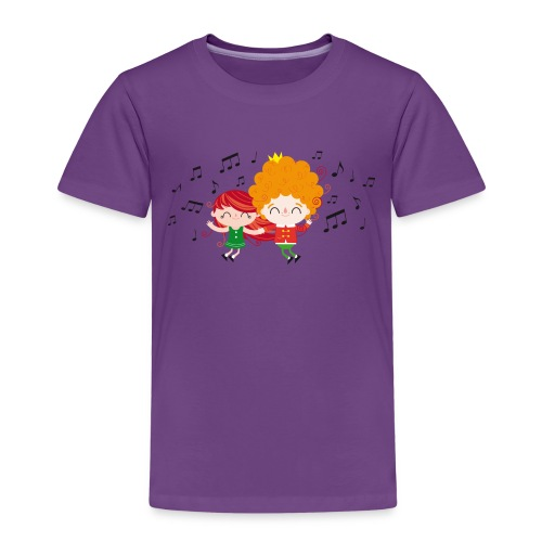Happy dance - Kids' Premium T-Shirt