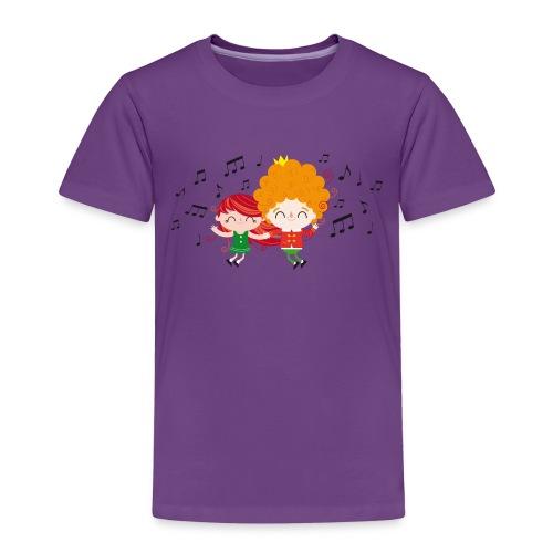 Happy dance - Kids' Premium T-Shirt