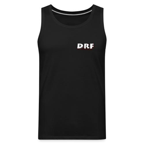 Tank Top met DRF logo - Mannen Premium tank top