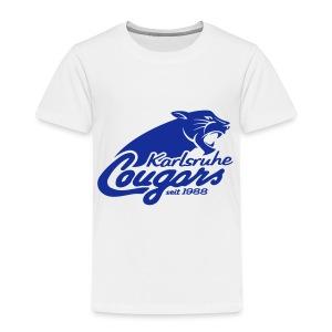 T-Shirt (k), klassisch, Logo - Kinder Premium T-Shirt