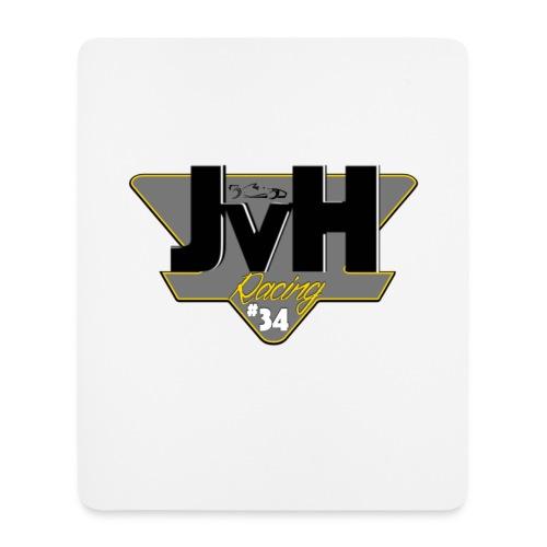 JvH racing Mouse mat Logo - Mouse Pad (vertical)