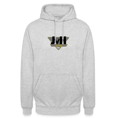 JvH Racing Hoodie (unisex) White 34 Logo - Unisex Hoodie