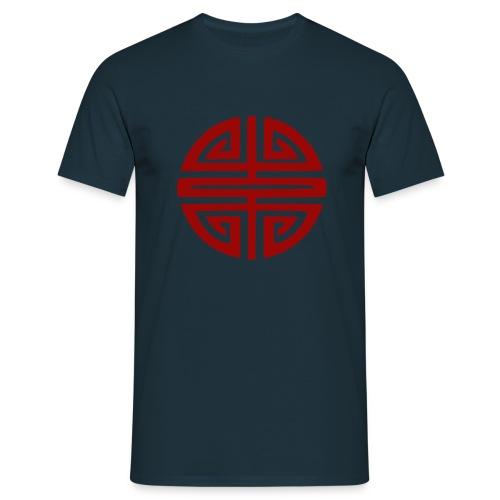 T-shirt Symbole bonheur et santé au Vietnam - Grand logo - T-shirt Homme