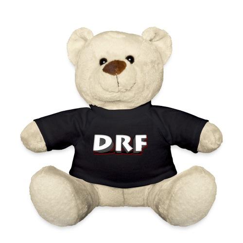 Teddy Beer met het DRF logo - Teddy