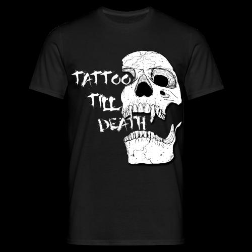 Skull Shirt - Männer T-Shirt