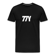 T-Shirts ~ Men's Premium T-Shirt ~ 77y share the love
