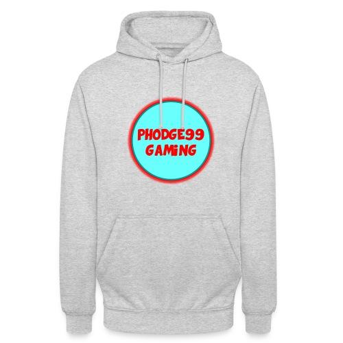 Phodge99gaming Jumper (Red & Blue) - Unisex Hoodie