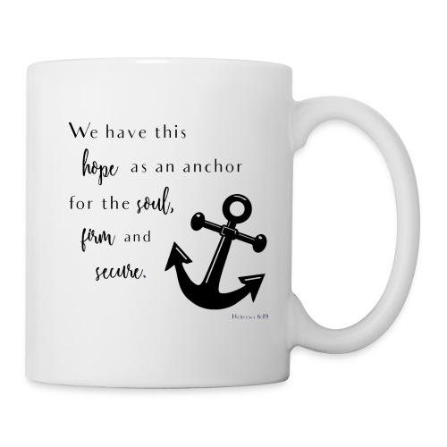 Anchor for the soul Tasse - Tasse