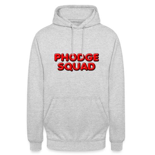 Phodge Squad Red Jumper - Unisex Hoodie