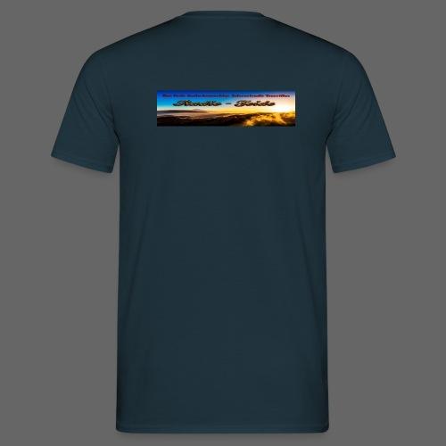 DJ Eddy Fanshirt - Männer T-Shirt