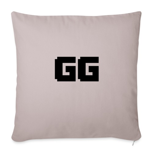 GG PILLOW - Sofa pillow cover 44 x 44 cm