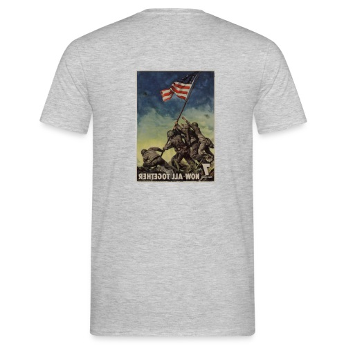 flag - (un)american dream collection - Männer T-Shirt