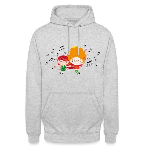 Nando and Dora happy - Unisex Hoodie