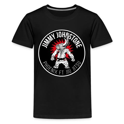 JJ Phoenix FT JiuJitsu - TEENAGERS - Teenage Premium T-Shirt