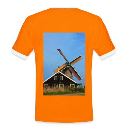 Dutch Themed T-Shirt  - Men's Ringer Shirt