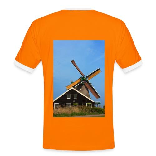 Dutch Themed T-Shirt  - Men's Ringer Shirt